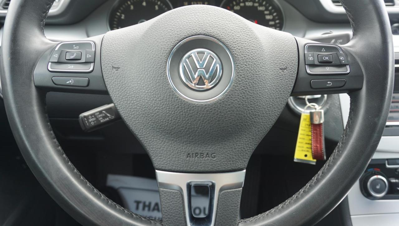 2012 Volkswagen Passat CC