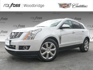 Used 2015 Cadillac SRX VENTED SEATS, SUNROOF, BOSE, NAV for sale in Woodbridge, ON