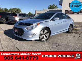 Used 2012 Hyundai Sonata Hybrid HEV W/PREMIUM PKG  HYBRID LEATH NAV for sale in St. Catharines, ON