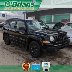 Used 2016 Jeep Patriot Sport - Accident Free! w/Cruise Control for sale in Saskatoon, SK