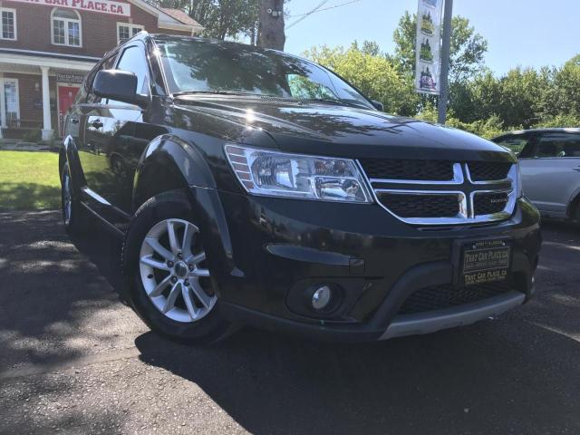 2013 Dodge Journey SXT 2013 Dodge Journey SXT-3rd Row Seats-Alloys-3.6L