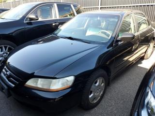 Used 2001 Honda Accord EX V6, SUNROOF, Heated SEATS, Steering CONTROLS, for sale in Toronto, ON