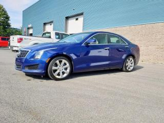 Used 2013 Cadillac ATS VENDU for sale in St-Eustache, QC