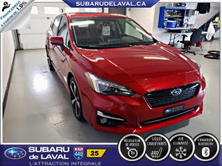 Used 2017 Subaru Impreza 2.0i Sport-tech ** Apple Carplay ** for sale in Laval, QC