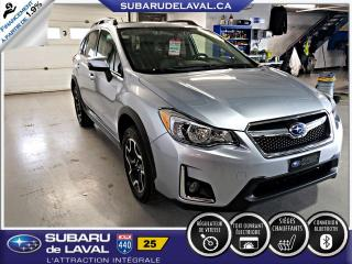 Used 2016 Subaru XV Crosstrek 2.0i Limited EyeSight ** Cuir Toit Navig for sale in Laval, QC