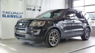 Used 2016 Ford Explorer SPORT ** 4X4 ** for sale in Blainville, QC
