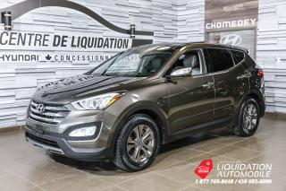 Used 2013 Hyundai Santa Fe Luxury+awd+cuir+toit for sale in Laval, QC