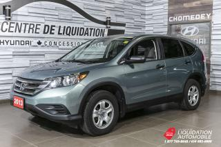 Used 2013 Honda CR-V LX+AWD for sale in Laval, QC