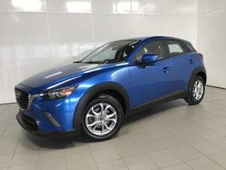 Used 2016 Mazda CX-3 Traction intégrale, A/C, CAM, MAGS for sale in Montréal, QC