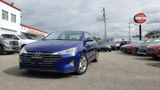 Used 2019 Hyundai Elantra for sale in Quesnal, BC