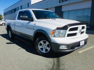 Used 2011 RAM 1500 SLT OUTDOORSMAN QUAD CAB for sale in Ste-Marie, QC