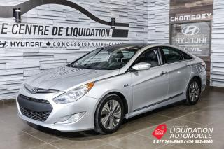 Used 2013 Hyundai Sonata Hybride LIMITED+TOIT for sale in Laval, QC