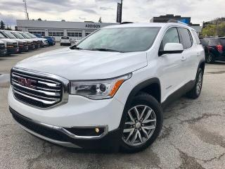Used 2018 GMC Acadia SLE Heated Seats|6pass|Rear CAM|LOW KM| for sale in Mississauga, ON