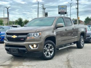 Used 2016 Chevrolet Colorado Z71 Heated Seats|Remote Start|Z71 for sale in Mississauga, ON