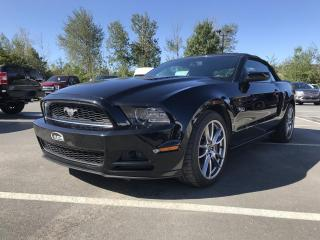 Used 2013 Ford Mustang GT COUPÉ V8 5L AVEC ENS. TRACK PACK for sale in Vallée-Jonction, QC