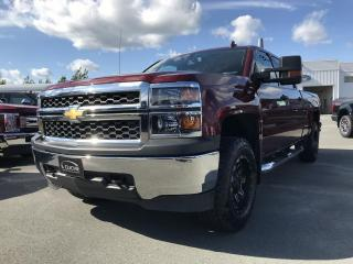 Used 2015 Chevrolet Silverado 1500 Camion de travail cabine multiplace 153 for sale in Vallée-Jonction, QC