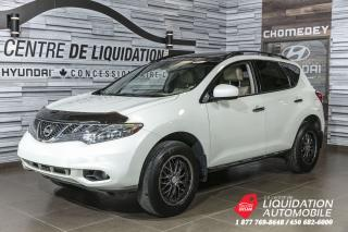 Used 2011 Nissan Murano for sale in Laval, QC
