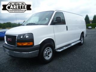 Used 2015 GMC Savana 3/4 Tonne for sale in East broughton, QC