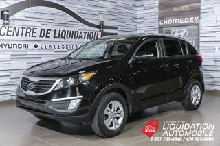Used 2012 Kia Sportage LX for sale in Laval, QC