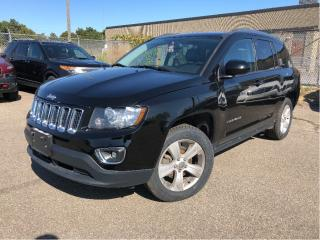 Used 2016 Jeep Compass High Altitude | 4WD| Leather | Sunroof| Bluetooth for sale in St Catharines, ON
