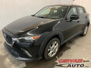 Used 2018 Mazda CX-3 GS AWD MAGS A/C Bluetooth for sale in Shawinigan, QC