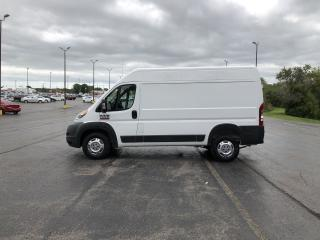 Used 2017 RAM PROMASTER 1500 HIGH ROOF FWD for sale in Cayuga, ON