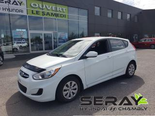 Used 2015 Hyundai Accent 5dr Auto GL, bluetooth, a/c, siège chauffant, for sale in Chambly, QC
