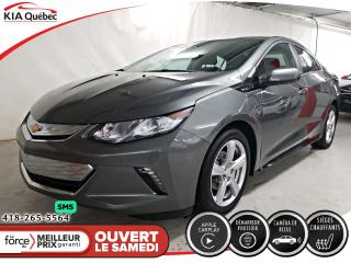 Used 2016 Chevrolet Volt LT* A/C* CAMERA* SIEGES CHAUFFANTS* CARPLAY* for sale in Québec, QC