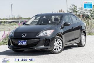 Used 2012 Mazda MAZDA3 1 Owner M-5 CleanCarfax NewTires&Brakes We Finance for sale in Bolton, ON