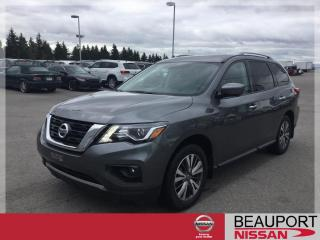 Used 2019 Nissan Pathfinder SL 4WD PREMIUM ***35 861 KM*** for sale in Beauport, QC