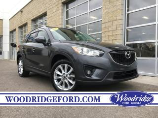 Used 2015 Mazda CX-5 GT for sale in Calgary, AB