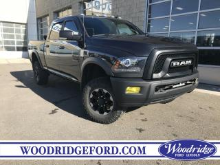Used 2018 RAM 2500 Power Wagon for sale in Calgary, AB