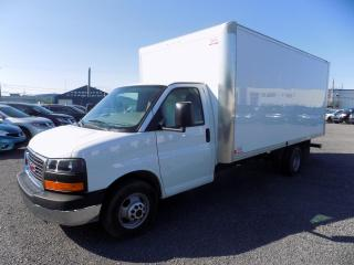 Used 2017 GMC Savana 3500 CUBE 16 PIEDS for sale in Beauport, QC