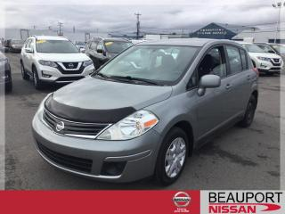 Used 2010 Nissan Versa 1.8 S HATCHBACK ***58 000 KM*** for sale in Beauport, QC