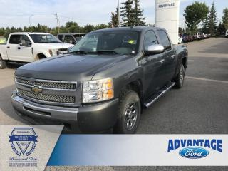 Used 2011 Chevrolet Silverado 1500 WT Bed Liner - 4x4 - Cruise Control for sale in Calgary, AB
