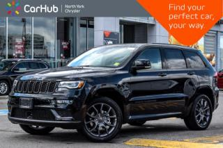 Used 2020 Jeep Grand Cherokee Overland|New Car|4x4|Pano.Sunroof|GPS|Bluetooth|Heat.Seats| for sale in Thornhill, ON