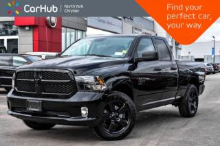 Used 2019 RAM 1500 Classic ST 4x4 Backup_Cam SiriusXM Dual_Climate_Control for sale in Thornhill, ON