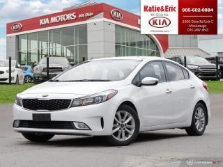 Used 2017 Kia Forte EX for sale in Mississauga, ON