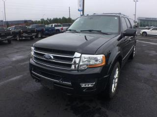 Used 2016 Ford Expedition Max Limited for sale in Thunder Bay, ON