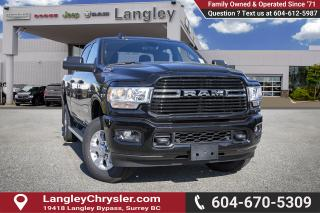 Used 2019 RAM 3500 Big Horn - Diesel Engine for sale in Surrey, BC