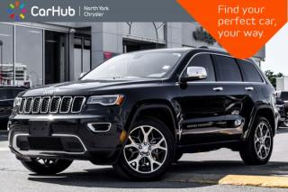 Used 2019 Jeep Grand Cherokee Limited|4x4|Trailer.Tow,Luxury.Pkgs|Pano.Sunroof|Backup.Cam| for sale in Thornhill, ON
