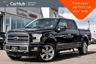 Used 2016 Ford F-150 Limited|Pano.Sunroof|Backup.Cam|GPS|Heat.Vent.Frnt.Seats|Bluetooth| for sale in Thornhill, ON
