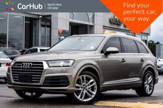 Used 2017 Audi Q7 3.0T Technik|7-Seater|Pano.Sunroof|GPS|Backup.Cam|BOSE|Bluetooth| for sale in Thornhill, ON