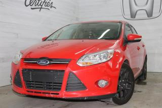 Used 2014 Ford Focus SE for sale in Blainville, QC