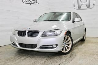Used 2010 BMW 3 Series 335I XDRIVE XDRIVE for sale in Blainville, QC