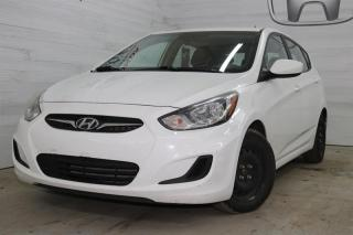 Used 2014 Hyundai Accent GL for sale in Blainville, QC