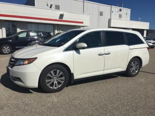 Used 2014 Honda Odyssey EX Sold Pending Customer Pick Up...Reverse Assist Camera, Bluetooth and More! for sale in Waterloo, ON