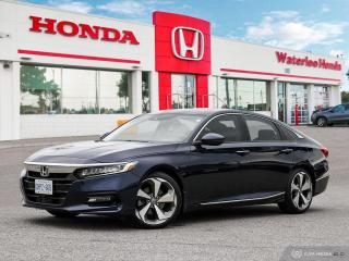 Used 2019 Honda Accord Touring 2.0T Demonstrator! Bluetooth, Back Up Camera, Navigation, and More! for sale in Waterloo, ON