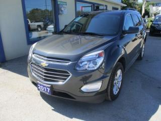 Used 2017 Chevrolet Equinox ALL-WHEEL DRIVE LT MODEL 5 PASSENGER 2.4L - ECO-TEC.. HEATED SEATS.. BACK-UP CAMERA.. BLUETOOTH SYSTEM.. AUX/USB INPUT.. ECON-BOOST PACKAGE.. for sale in Bradford, ON