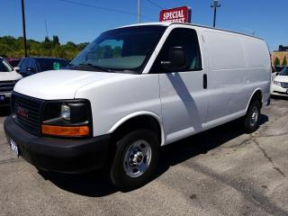 Used 2015 GMC Savana 2500 1WT POWER WINDOWS POWER LOCKS for sale in Cambridge, ON